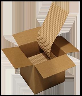 Bubble Paper Box